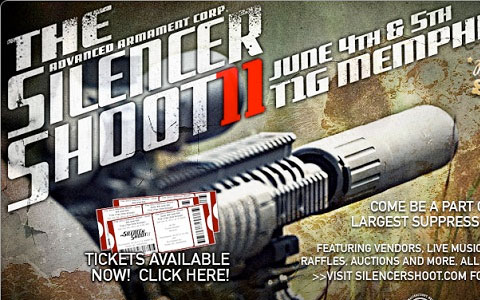 2011 Silencer Shoot presented by Advanced Armament Corp. #1