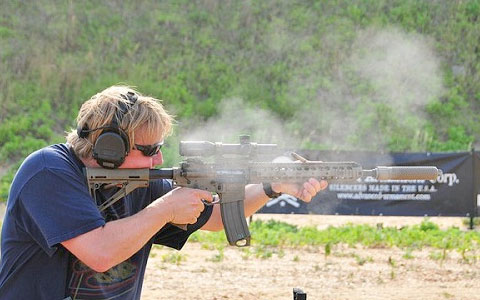 2011 Silencer Shoot presented by Advanced Armament Corp. #2