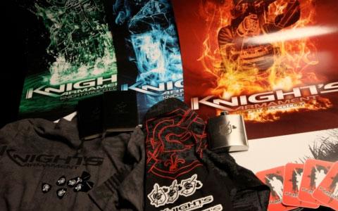 KAC 2012 Merchandise