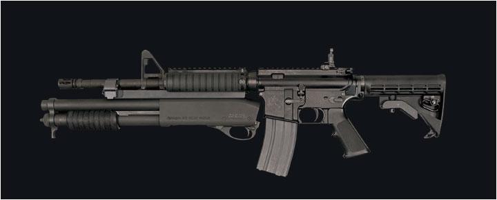 M203 & Master Key