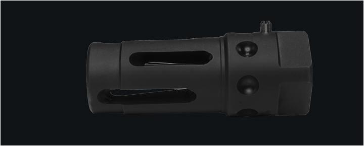 556 QDC Flash Suppressor/Comp