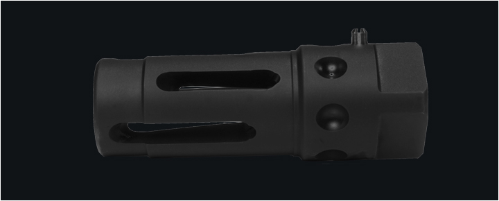 762 QDC Flash Suppressor/Comp