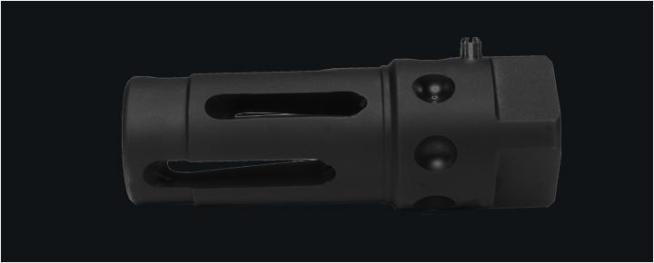 762 QDC Flash Suppressor/Comp