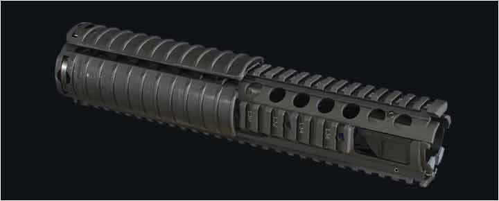 M5 Rifle RAS