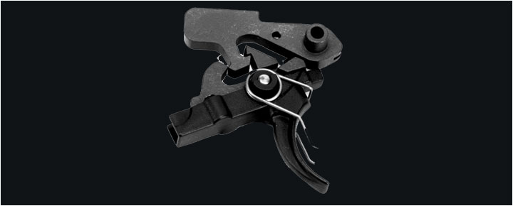 4.5lb 2-Stage Match Trigger