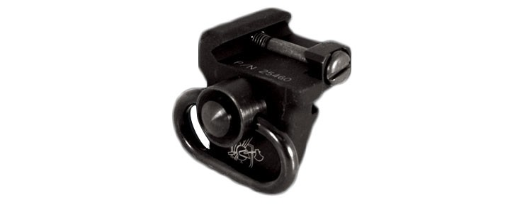 Forward Hand-Stop Sling Swivel Mount