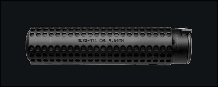 Sound Suppressor M4/16NT4