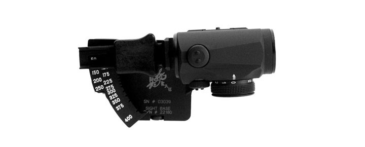 Aimpoint T1 Micro Quadrant Sight