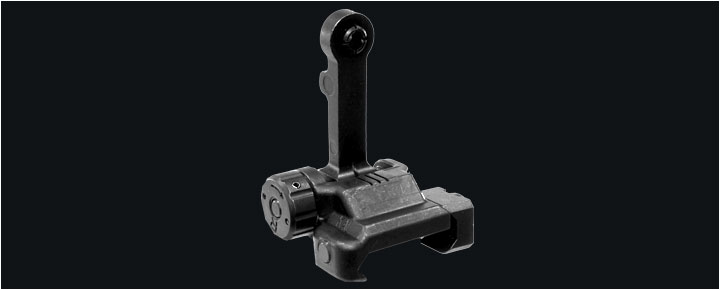Micro 300m Rear Flip Sight