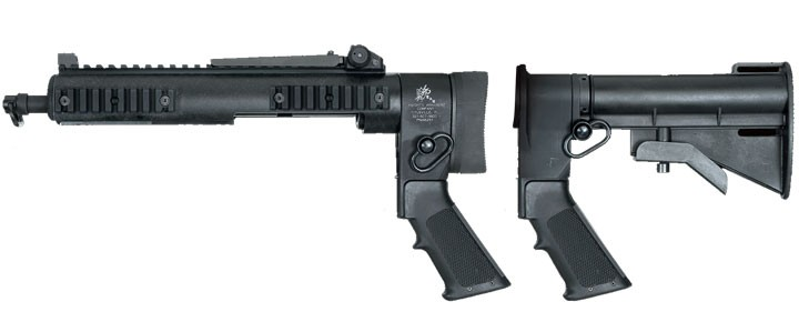 Standalone with M4 Stock