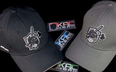 KAC GEAR Hats & Ladies' Apparel