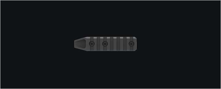 Keymod Seven Slot Rail