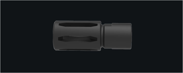 M110 Flash Hider Kit