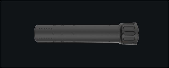 762QDC Suppressor