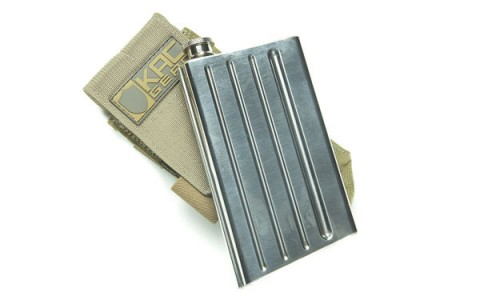 SR-25 Magazine Flask now available!