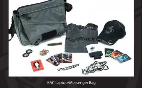 Sweepstakes: Messenger bag!