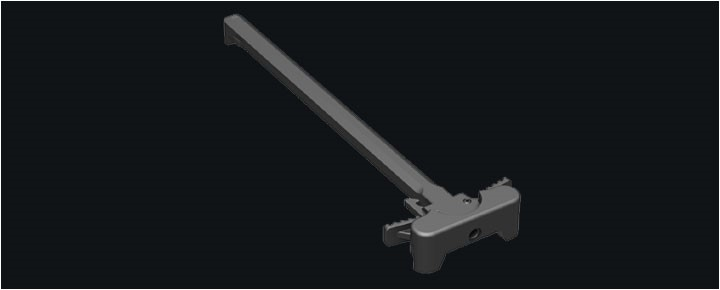 7.62MM AMBI CHARGING HANDLE