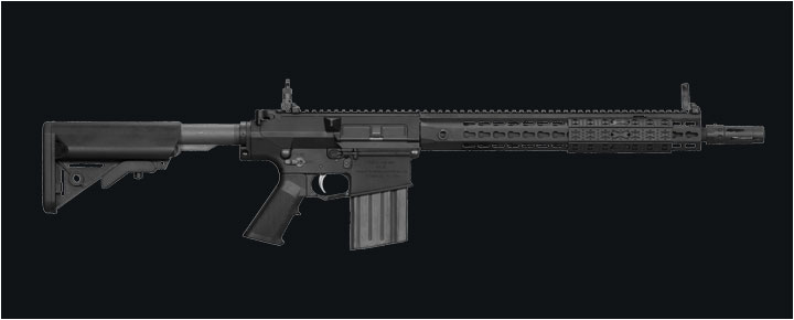 SR-25 E2 ADVANCED PRECISION CARBINE
