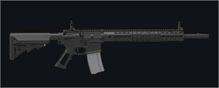 SR-15 LPR MOD 2
