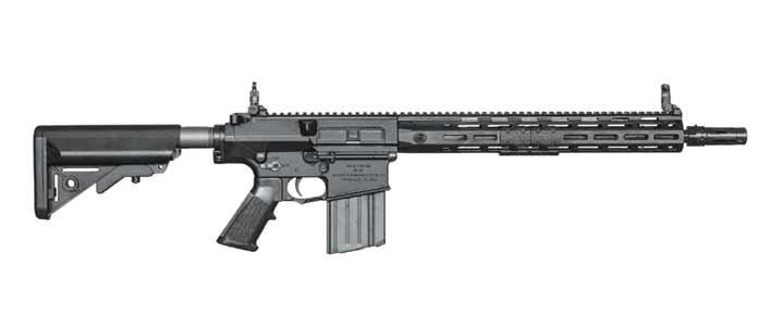 SR-25 E2 ACC M-LOK