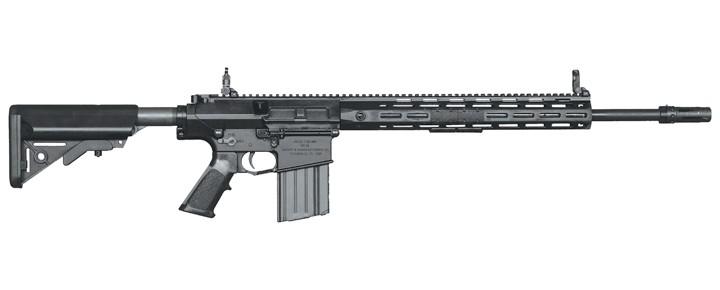 SR-25 E2 APR M-LOK
