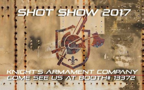 2017 SHOT SHOW KAC BOOTH