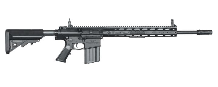 SR-25 M-lok