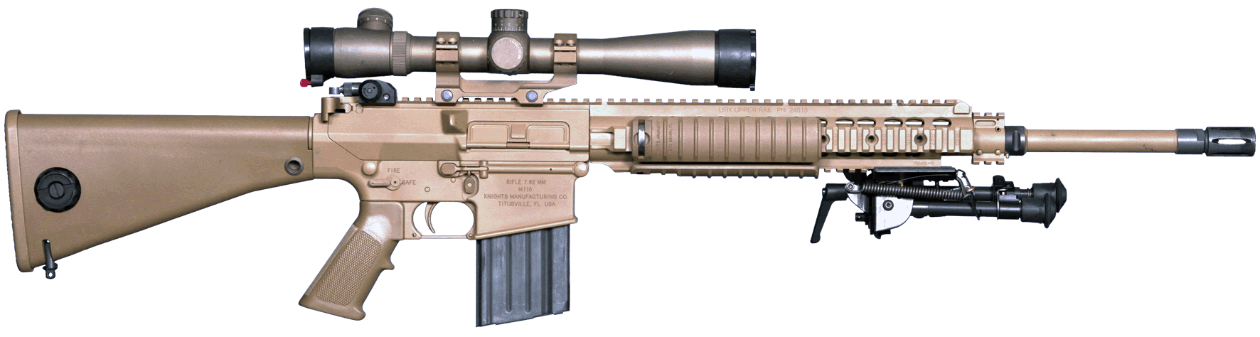 talk to me about your M110 clone builds - Page 1 - AR15.COM M110 Sniper Rifle Suppressed